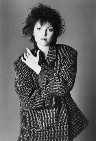 "Pat Benatar Promotional Photo, 1984, from album ""Tropico"""