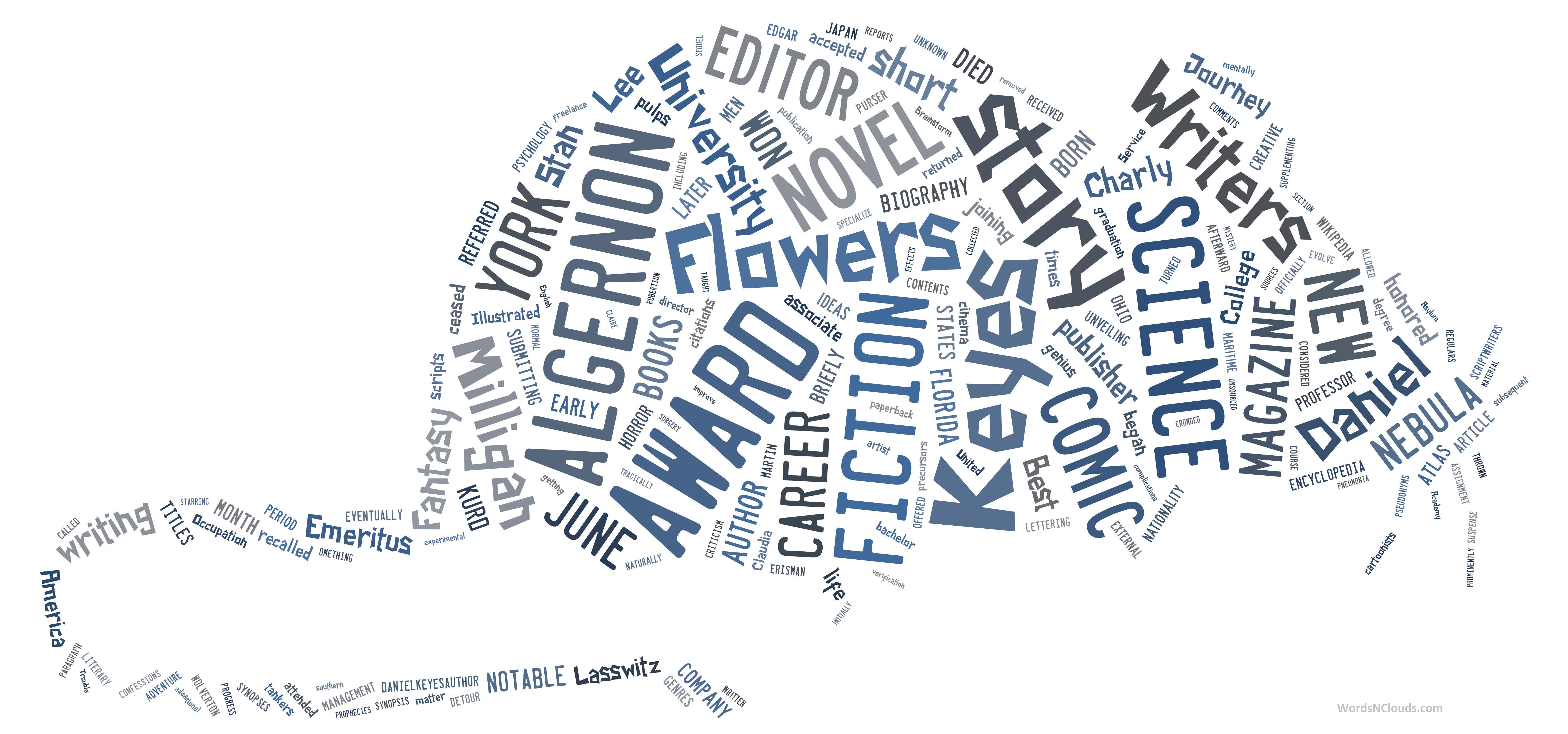 Flowers For Algernon Theme Prezi