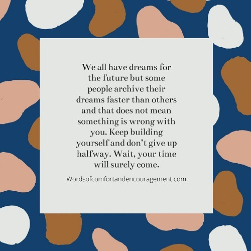 On Waiting and Patience