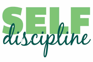 on habits and self discipline words of comfort and encouragement