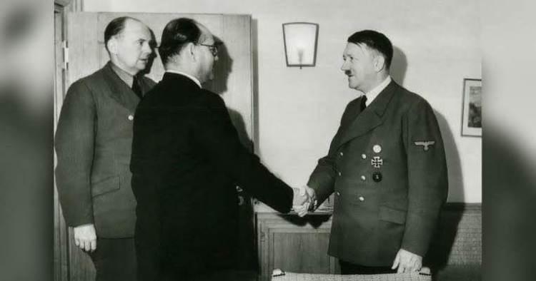 netaji subhas chandra bose Nazi, Adolf Hitler