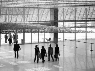 6878.30 x 40 cm Digital C-Print (Edition of 5)40'00 €CCIB // International Convention Centre of BarcelonaMateo Arquitectura