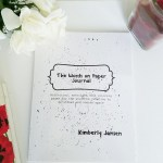The Words on Paper Journal