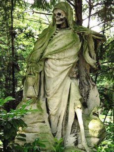 August Schmiemann (sculptor) on the Melaten cemetery in Cologne