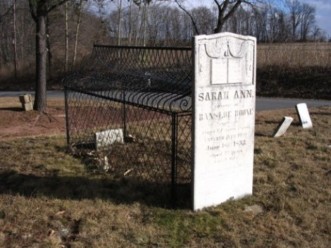Sarah Ann Grave
