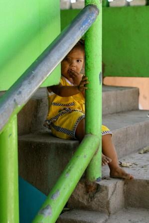 Girl - La Libertad, El Salvador