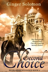 Second Choice by Ginger Solomon