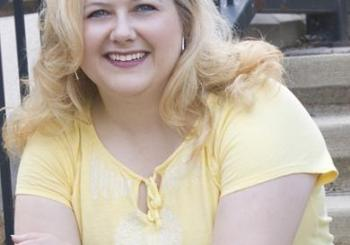 Ginger Kolbaba, award winning author/editor