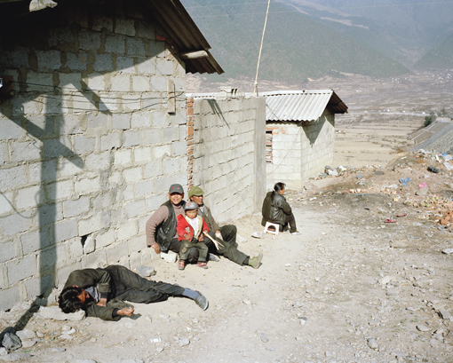 Voyage au Pays du Réel © Thierry Girard 2006