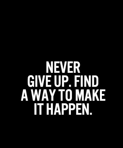 60 Most Inspirational Quotes About Never Give Up With Pictures