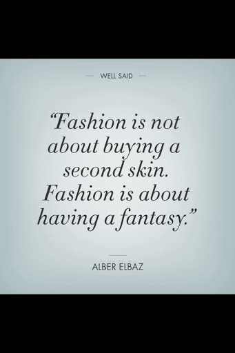 50 Great Fashion Quotes For Fashion Inspiration Word Porn Quotes