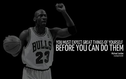 Quotes By Michael Jordan Adorable 25 Best Quotes From The Legend Michael Jordan  Word Quotes