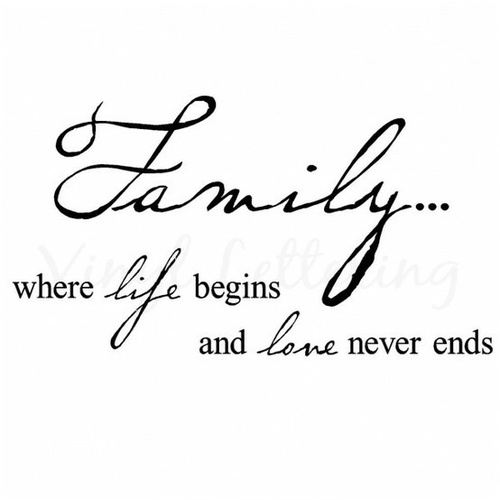 inspring family quotes