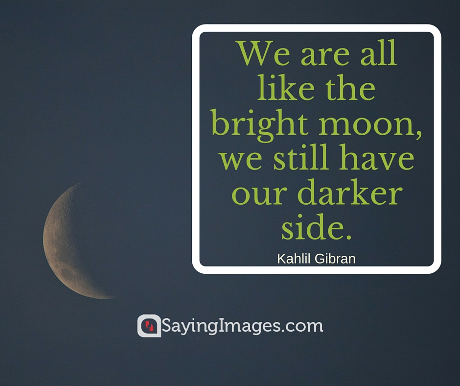 love moon quotes