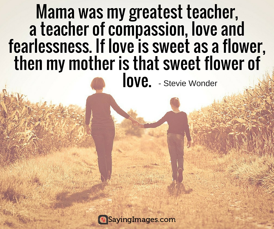 Happy Mother's Day Quotes, Messages, Sayings & Cards - Word