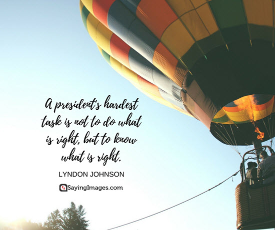 lyndon johnson quote