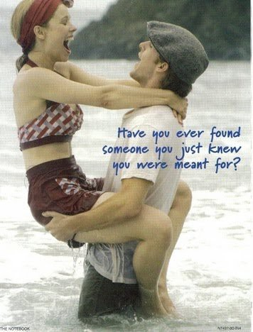 Have you ever found someone you just knew you were meant for?