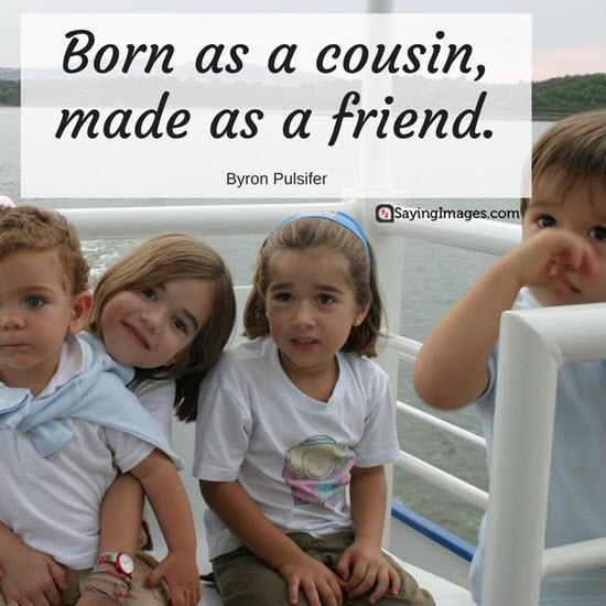 best friend cousin quotes