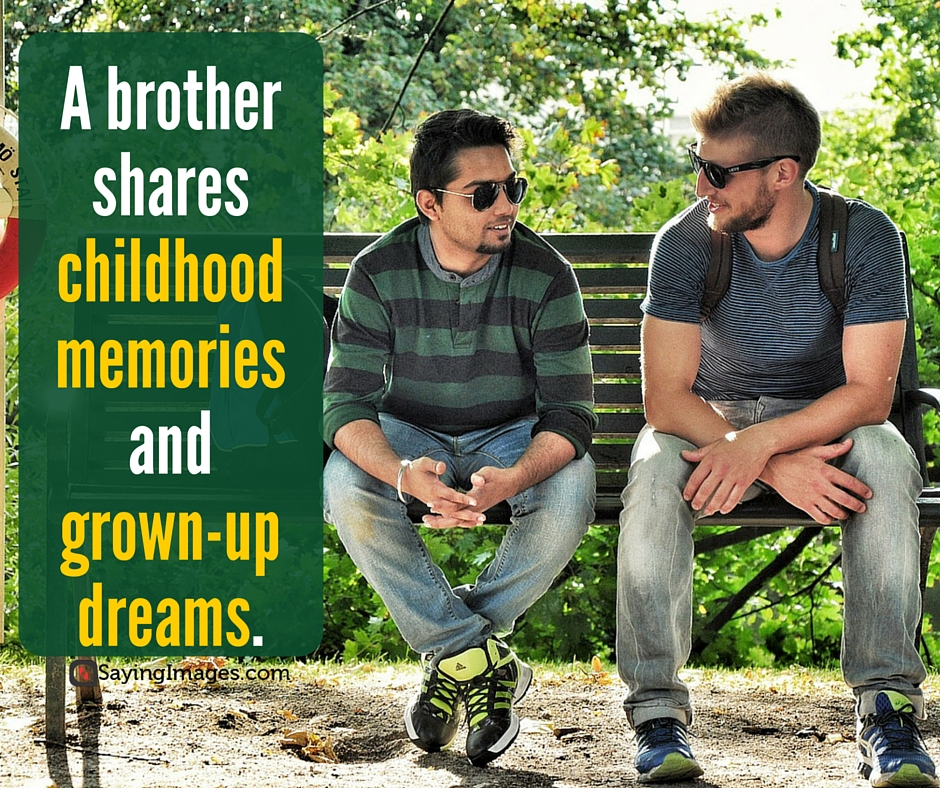 sibling day quotes