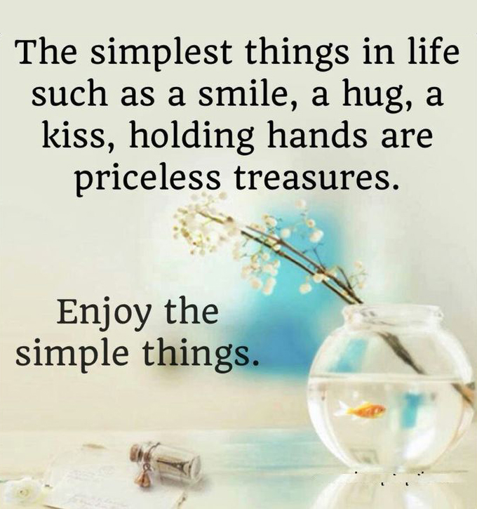 Enjoy The Simple Things Word Porn Quotes Love Quotes Life Quotes