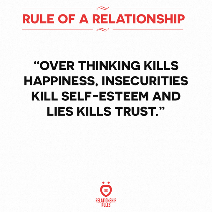 Relationship Rules - Word Porn Quotes, Love Quotes, Life