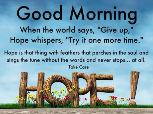 Good morning quotes with images for him
