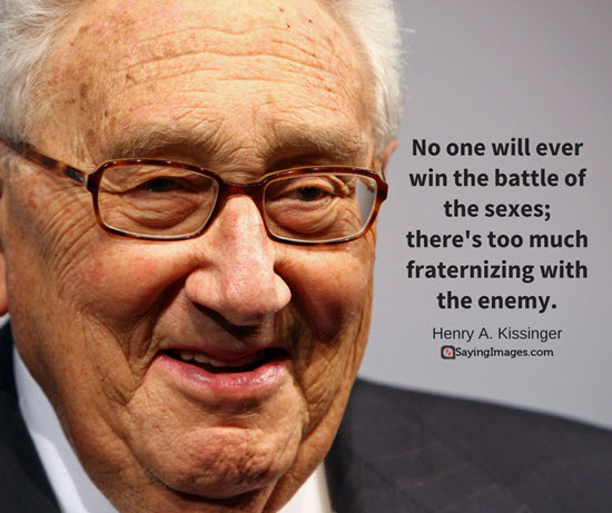 henry kissinger quotes new world order