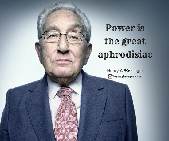 henry kissinger quotations