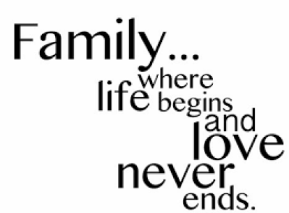Quotes About Family And Love Custom 48 Family Quotes Inspirational Family Quotes Family Love Quotes