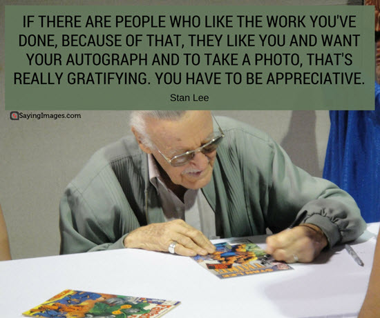 quotes from stan lee