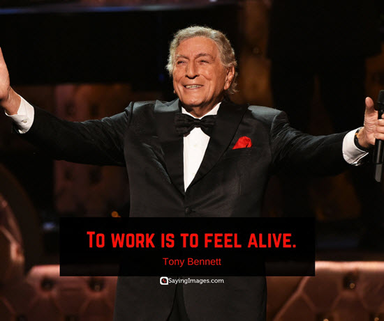 quote by tony bennett