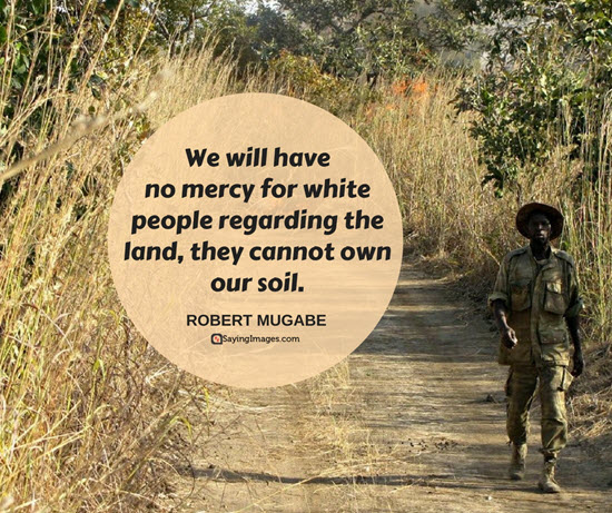 president robert mugabe quotes