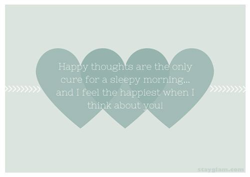 Cute Good Morning Texts Pictures