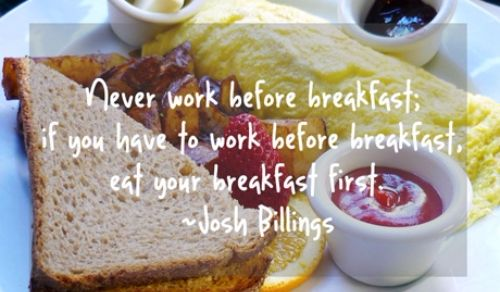 A Simple Good Morning Quotes