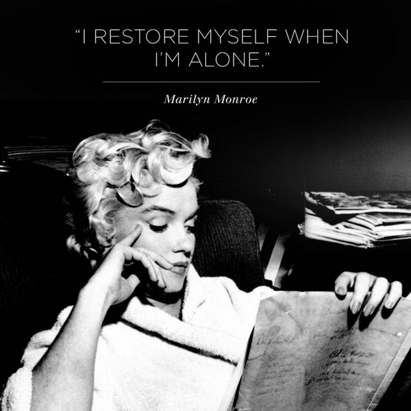 Alone Sayings Images