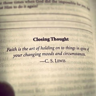 Lewis goodnight quotes