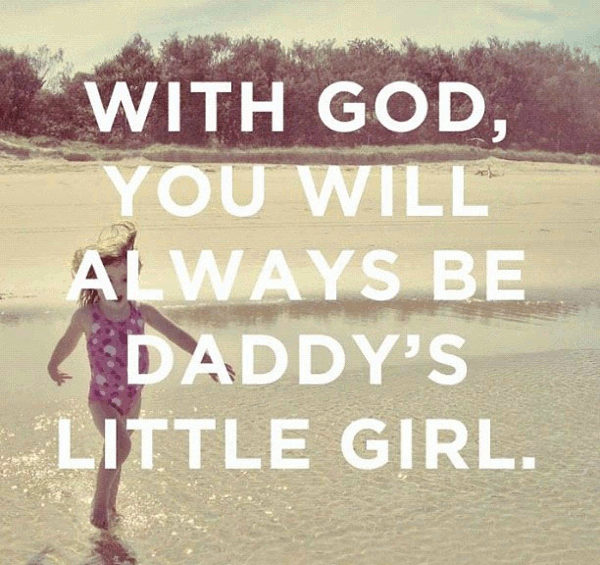 father daughter quotes for daddy