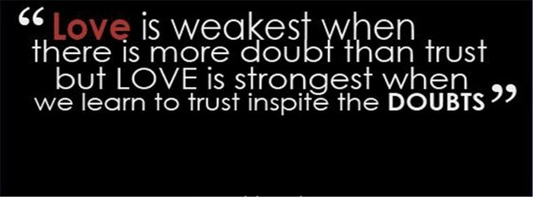 41 Best Quotes about Trust Issues with Images - Word Porn