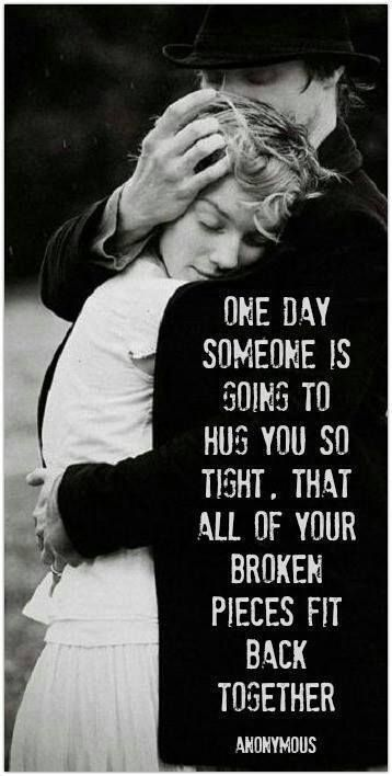 Broken Pieces Fit Amazing Quotes