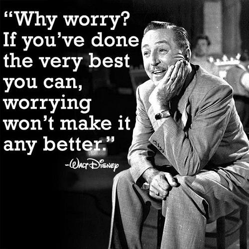 Make it Any Better Walt Disney Quotes