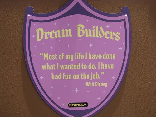 Fun on the Job Walt Disney Quotes