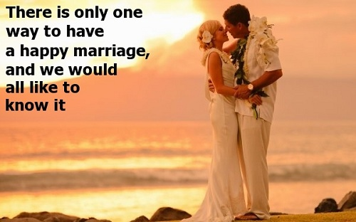 Short Cool Marriage Quotes with Images