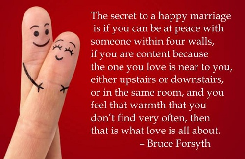 Cute Famous Marriage Quotes
