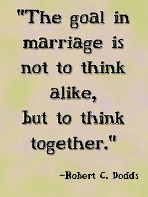 Cute Funny Marriage Quotes with Pictures