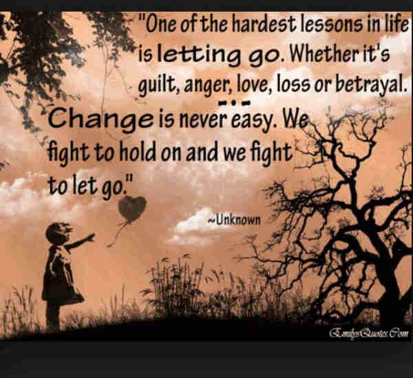 Family quotes on betrayal and letting go.