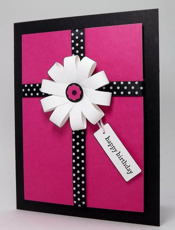 Good Homemade Birthday Card Ideas