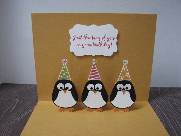 37 Homemade Birthday Card Ideas and Images Word Porn Quotes – Homemade Birthday Card Ideas