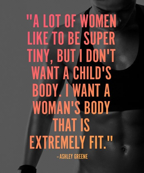 Women Like Gym Quotes