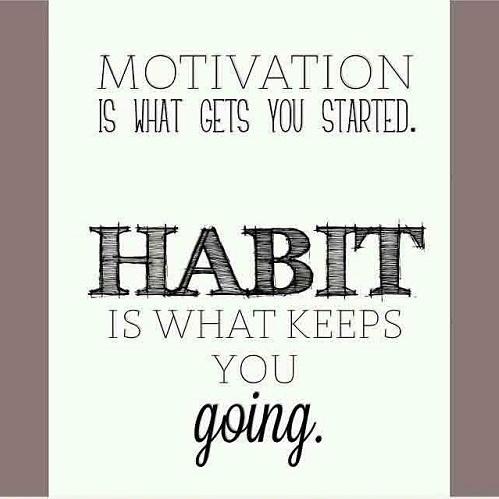 Habit Gym Quotes