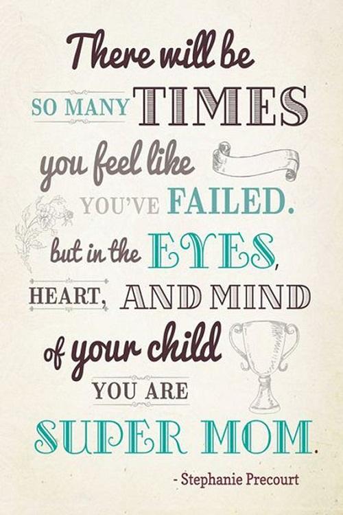 Super Mom Quotes